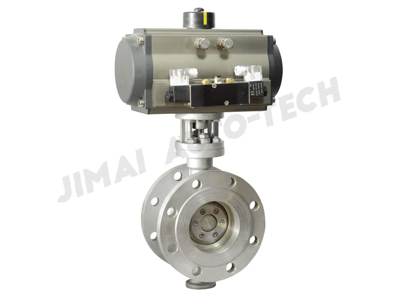 Wafer Hard-seal Butterfly Valve